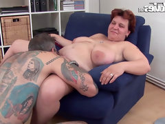 Fat babe renate zug being banged by..