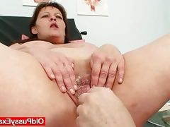 Ruined brownish pussy of svetlana gets..