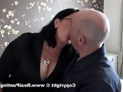 Bbw mum fucks for money