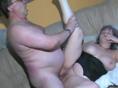 Bbw chubby nurse masturbate with old..