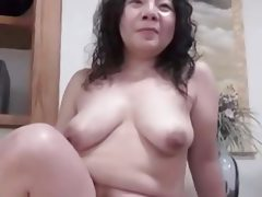 Japanese ugly bbw mature creampie..