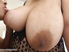 Asian bbw with large boobs