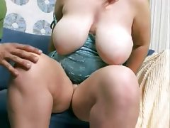 Sweet young plumper with great hangers..