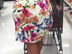 Gorgeous pawg so damn thick flower dress